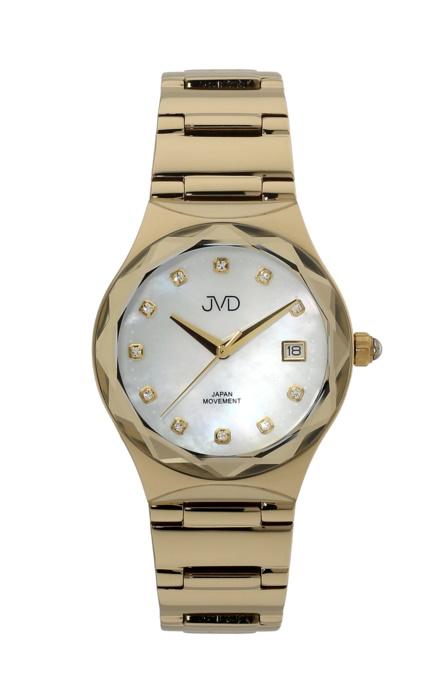 Dámské luxusní designové ocelové náramkové hodinky JVD JC033.2 (POŠTOVNÉ ZDARMA!!)