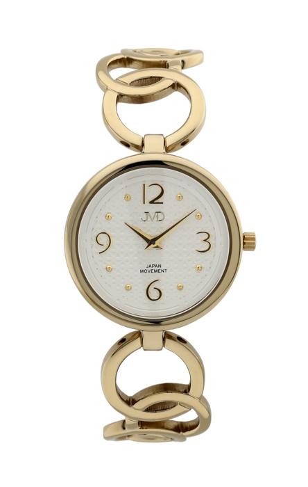 Dámské luxusní designové ocelové náramkové hodinky JVD JC175.2 (POŠTOVNÉ ZDARMA!!)