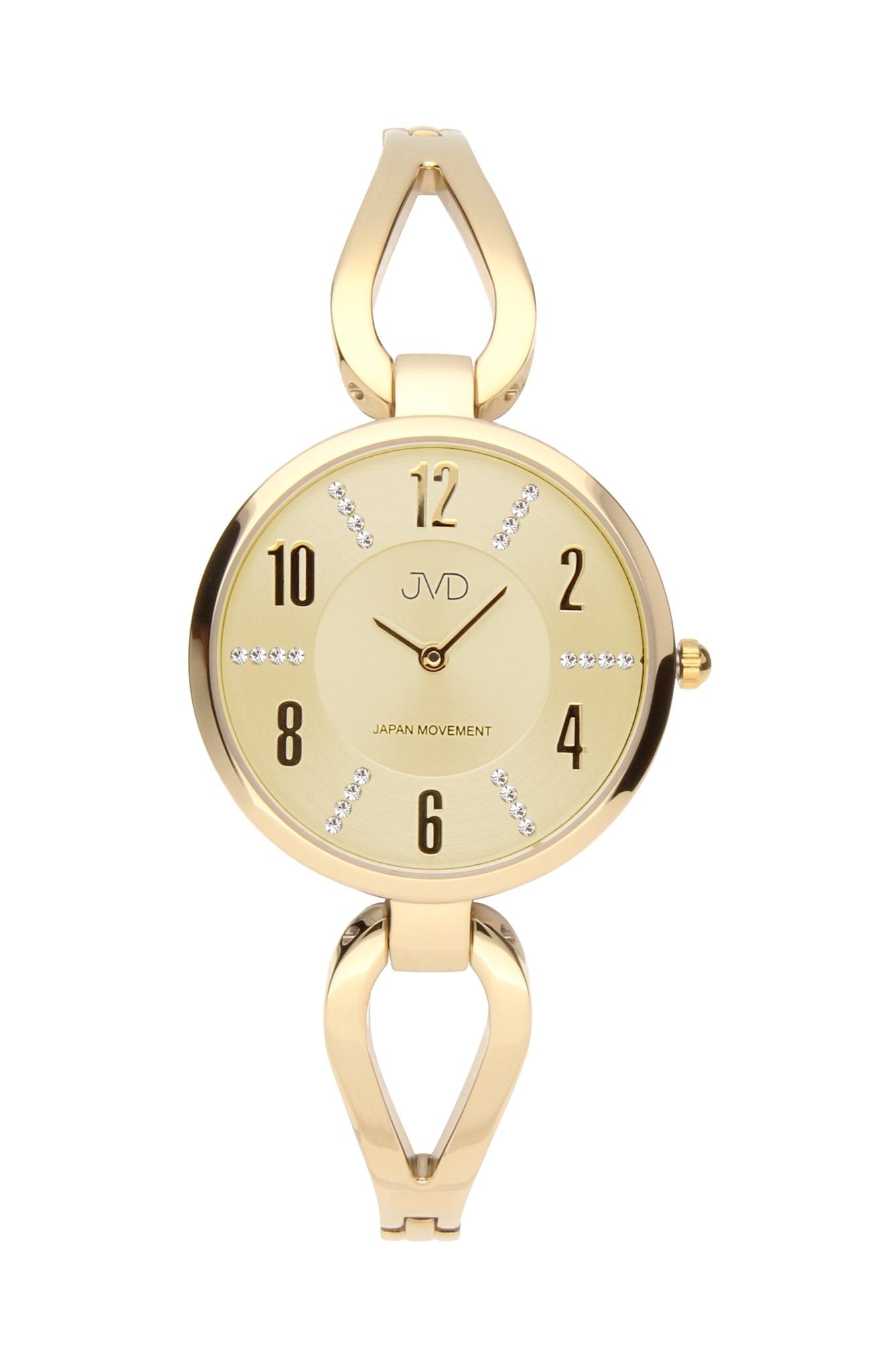 Dámské šperkové hodinky JVD JC073.4 s perleťovým číselníkem POŠTOVNÉ ZDARMA!! (POŠTOVNÉ ZDARMA!!)