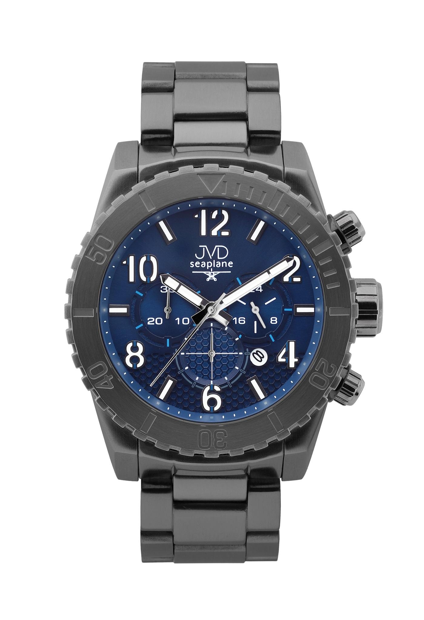 Vodotěsné pánské náramkové hodinky Seaplane METEOR JC703.1 (POŠTOVNÉ ZDARMA!!)