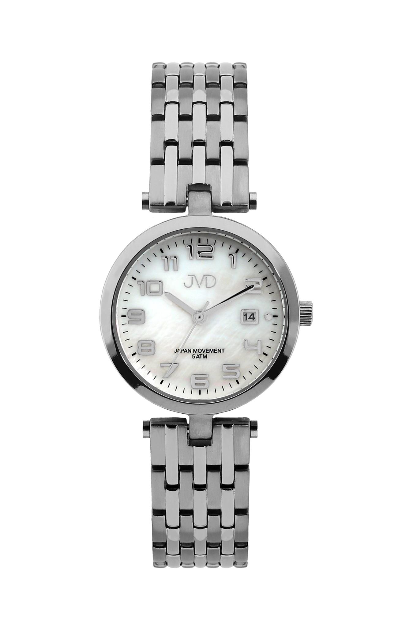 Dámské titanové antialergické náramkové hodinky JVD J5027.1 (POŠTOVNÉ ZDARMA!!!)