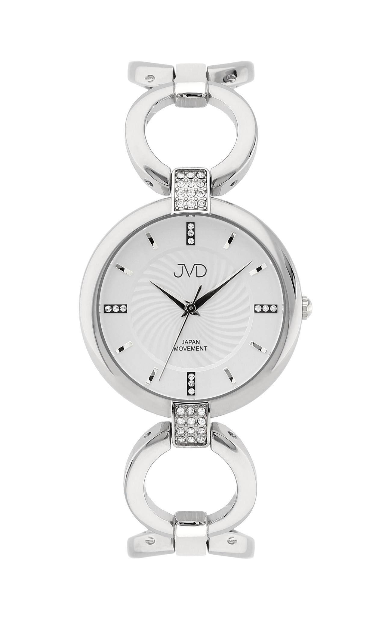 Luxusní dámské nerezové náramkové hodinky JVD JC093.1 (POŠTOVNÉ ZDARMA!!)