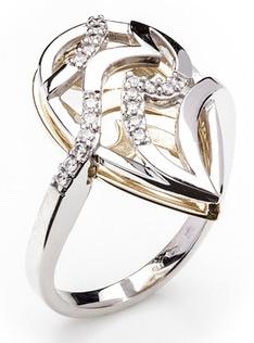 Dámský luxusní zlatý prsten se zirkony cca 585/7,15gr vel. libovolná 323041341 (323041341 - POŠTOVNÉ ZDARMA)