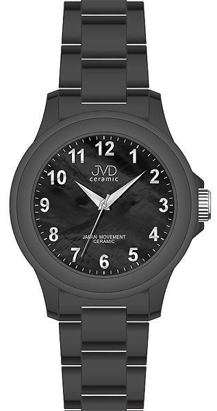 Luxusní keramické dámské náramkové hodinky JVD ceramic J6009.2 (POŠTOVNÉ ZDARMA!!)