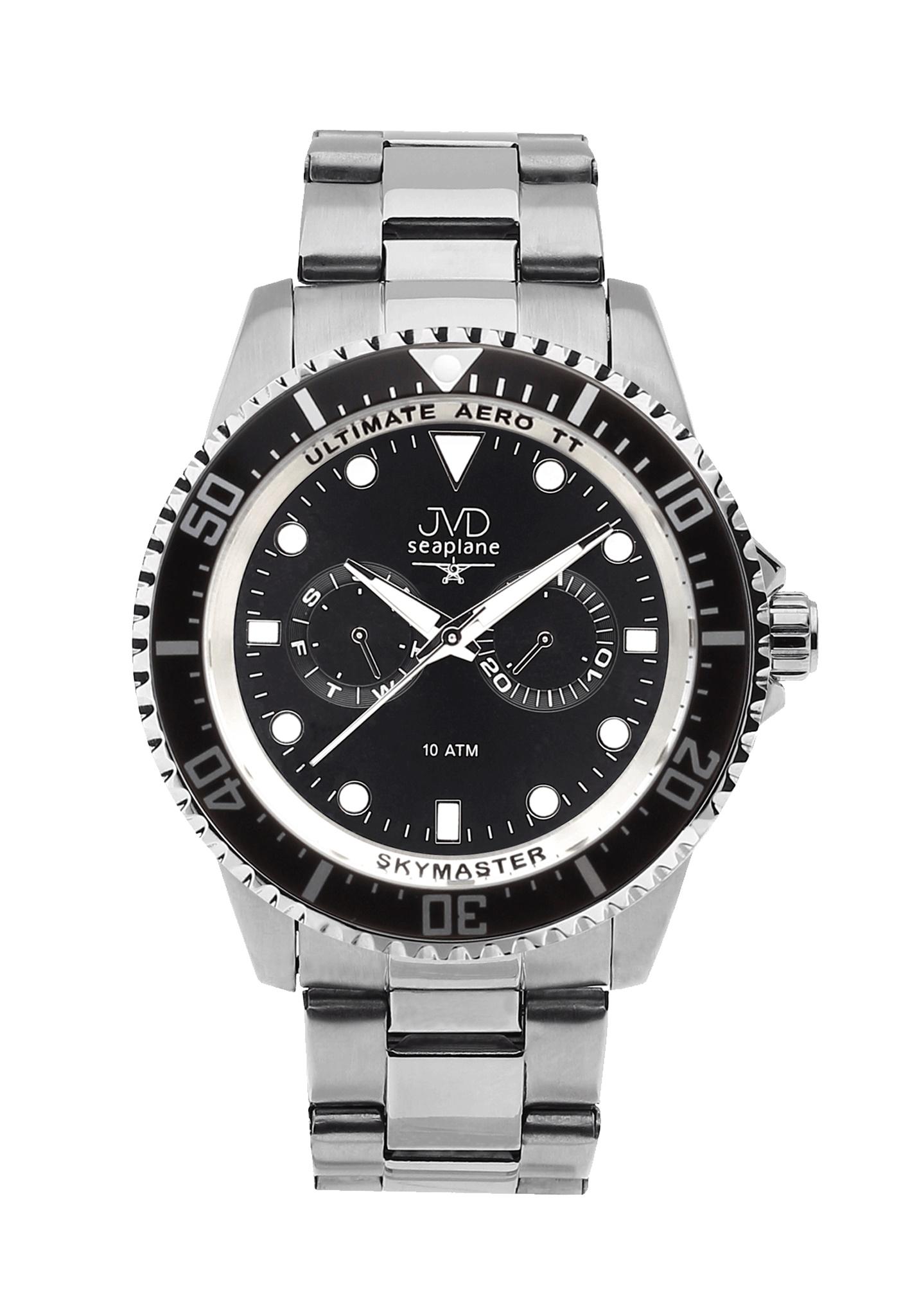 Pánské vodotěsné náramkové hodinky Seaplane X-GENERATION JC716.3 (POŠTOVNÉ  ZDARMA! 2495205cb5