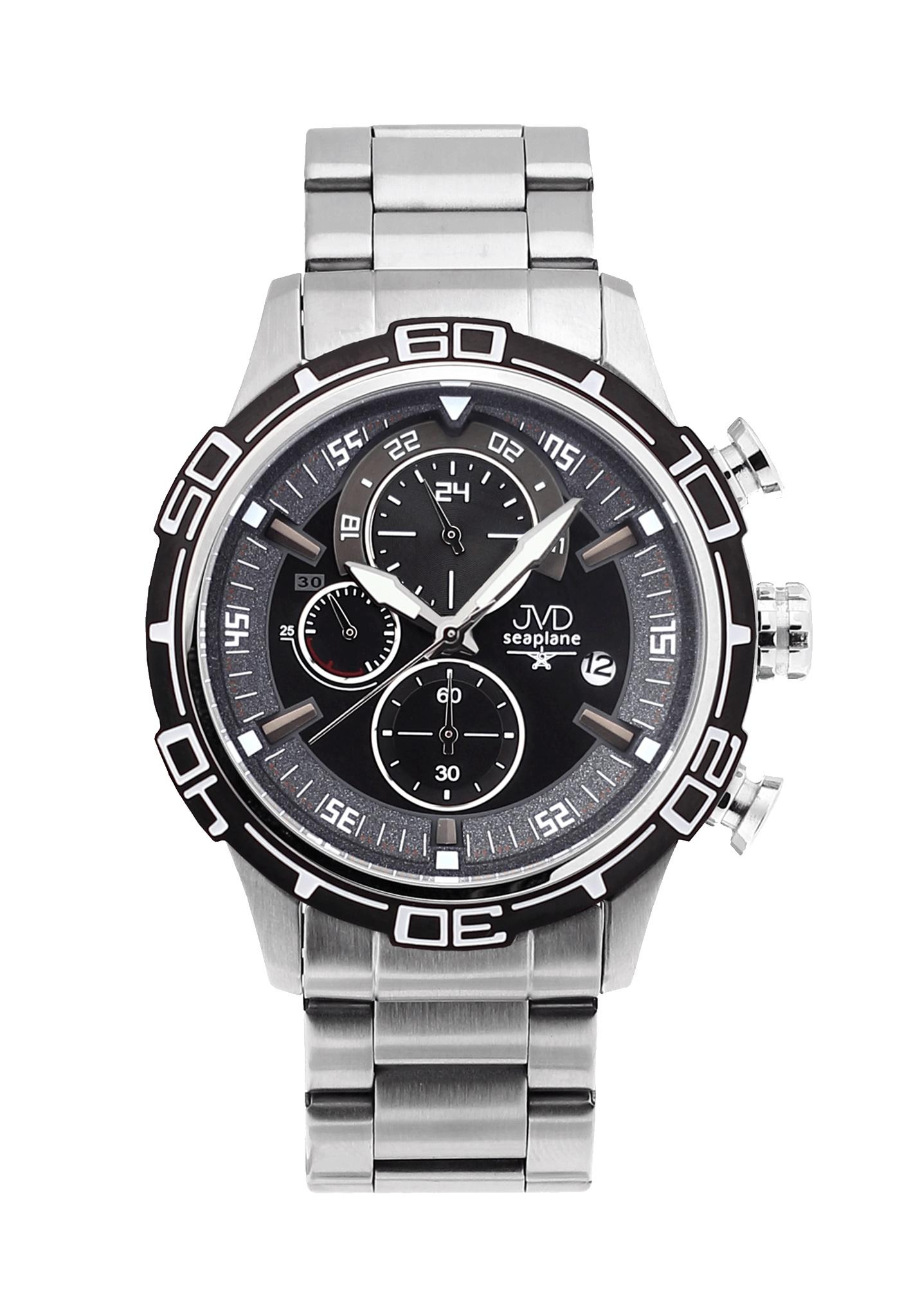 82ff3dc1055 Luxusní chronografy - pánské náramkové hodinky Seaplane MOTION JC684.3  (10ATM - vodotěsné