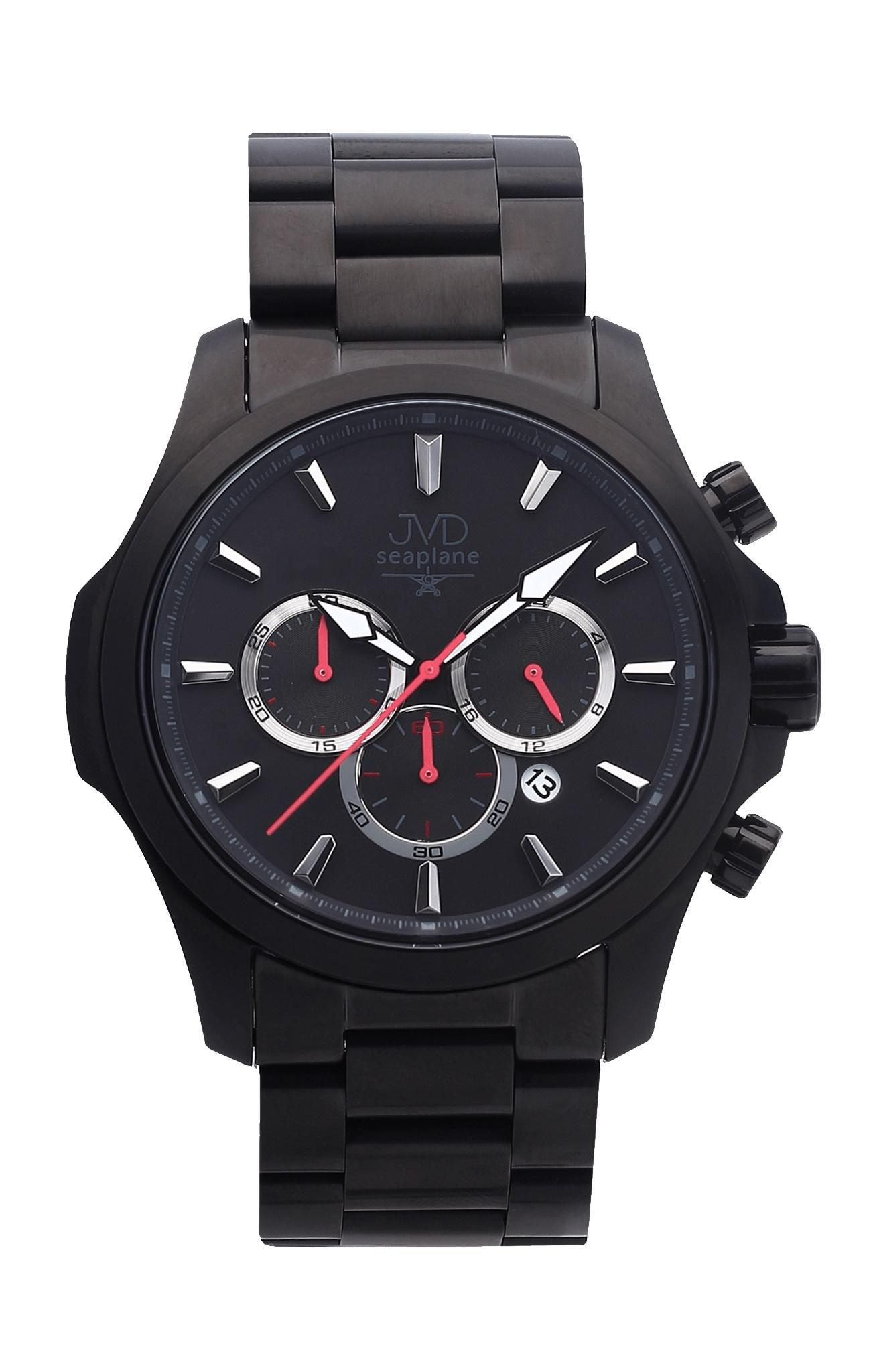 Vysoce odolné vodotěsné chronografy hodinky JVD Seaplane CORE JC704.3 -  10ATM (POŠTOVNÉ ZDARMA 9e8abd9e245