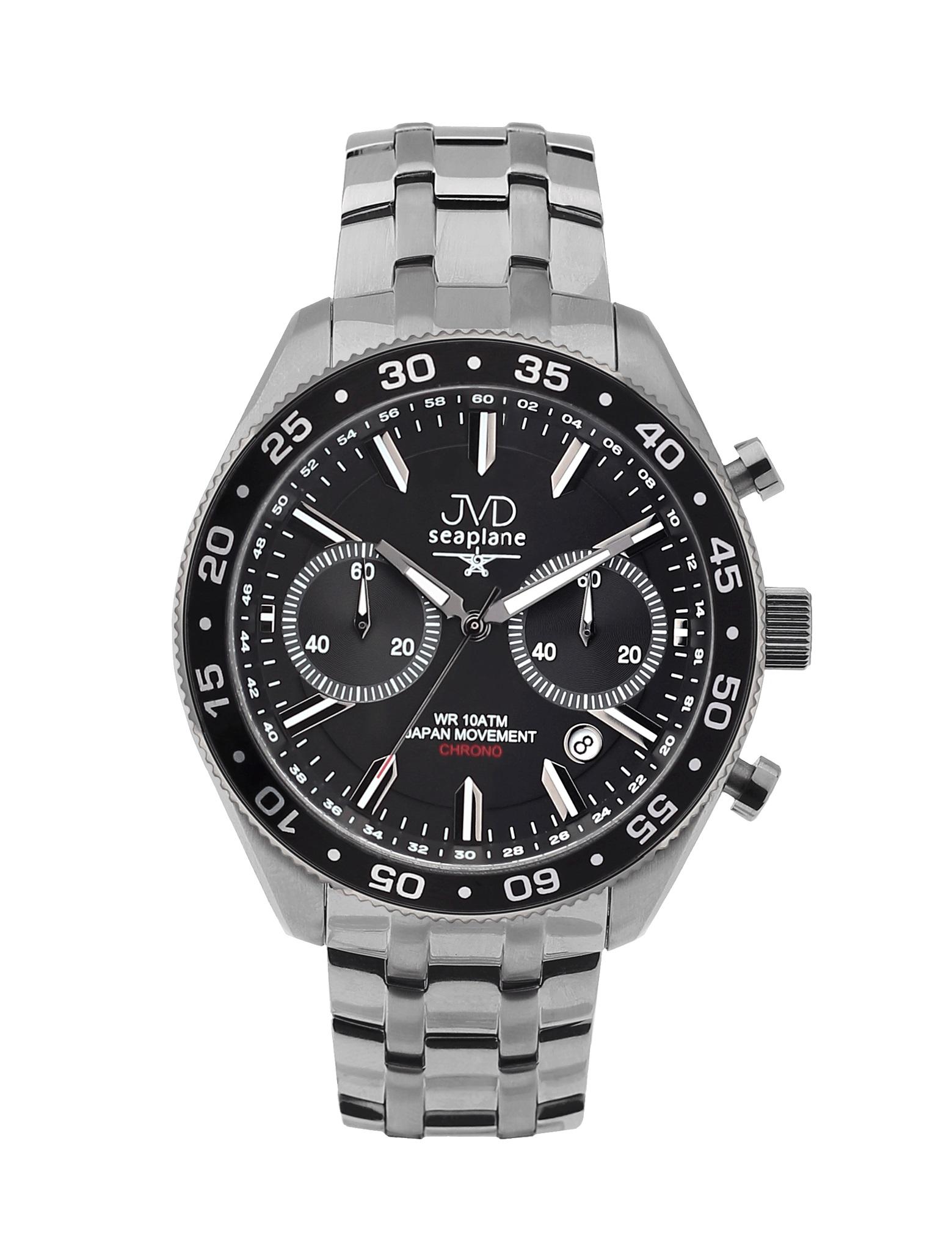 Pánské vodotěsné odolné náramkové hodinky Seaplane INFUSION J1117.2 7e72f7797cf