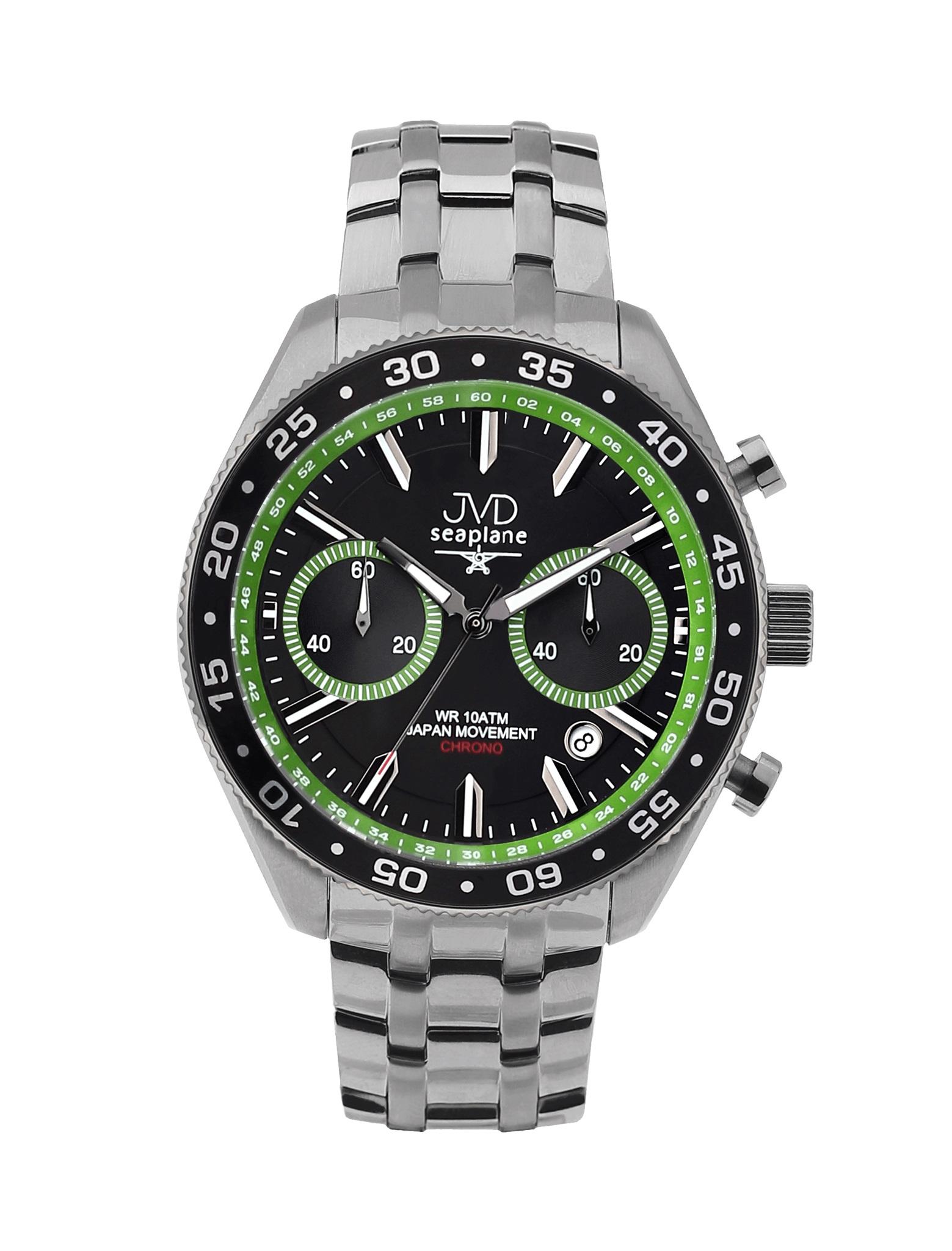 Pánské vodotěsné odolné náramkové hodinky Seaplane INFUSION J1117.3 (POŠTOVNÉ ZDARMA!!)
