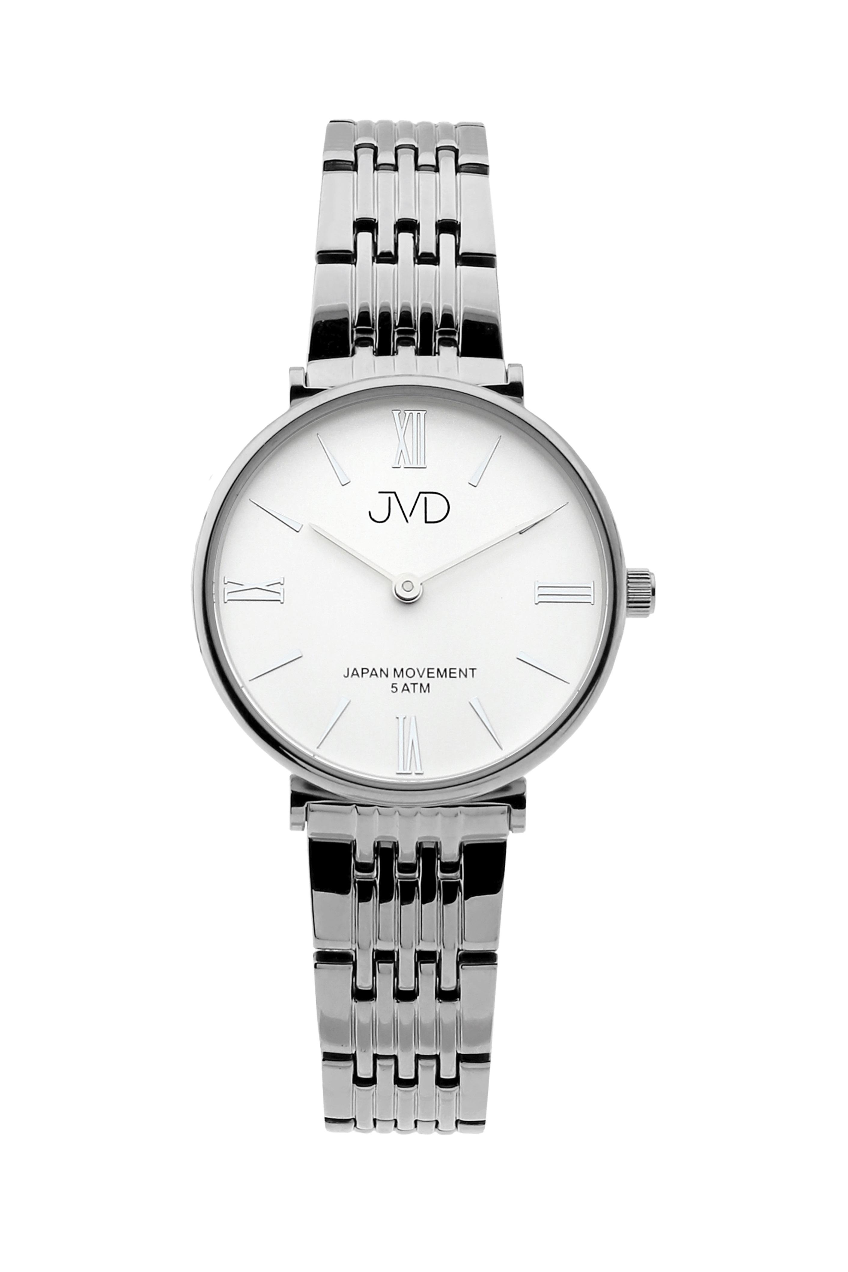 Dámské společenské náramkové hodinky JVD J4161.1 (POŠTOVNÉ ZDARMA!!)