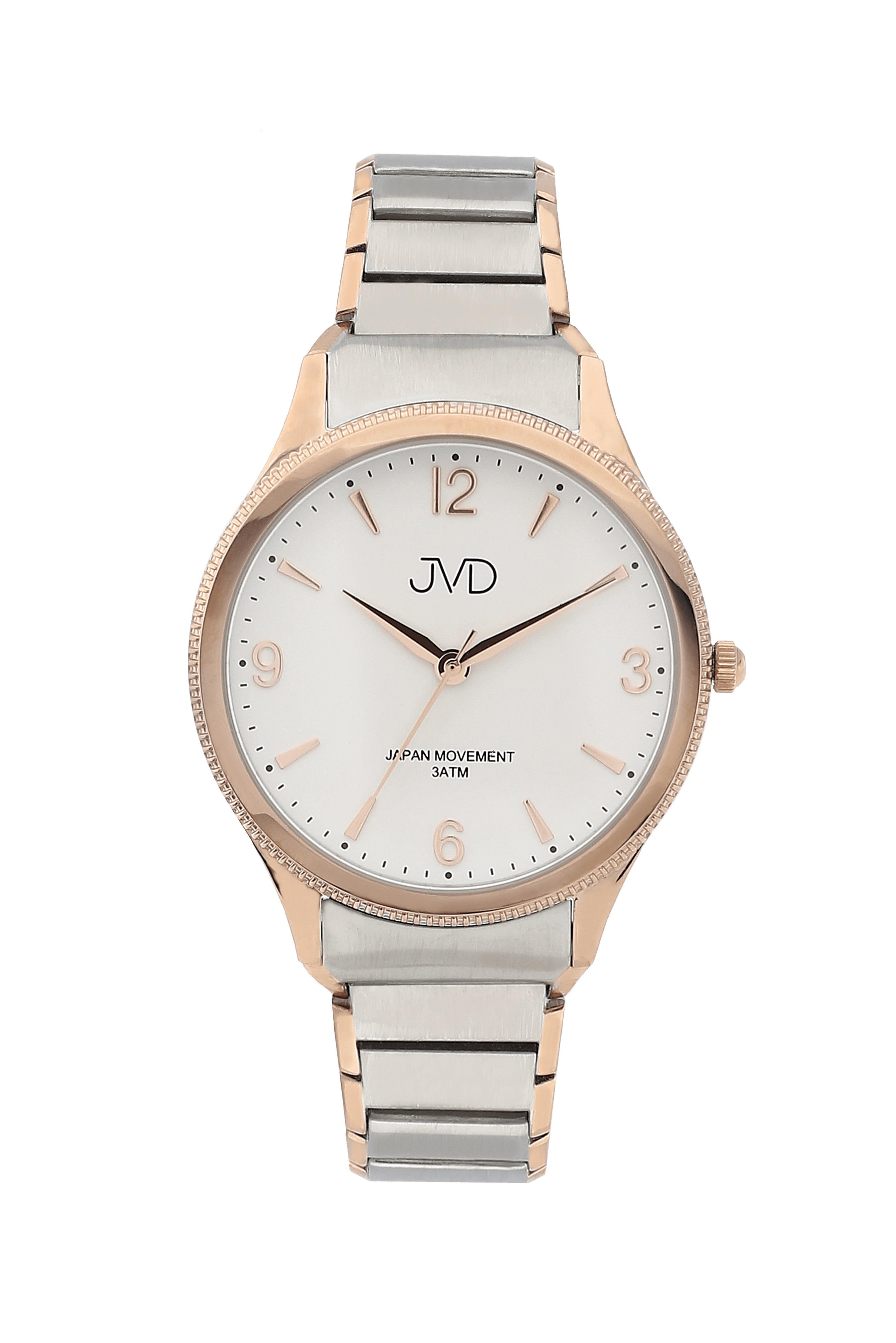 Dámské společenské náramkové hodinky JVD J1121.3 (POŠTOVNÉ ZDARMA!!)
