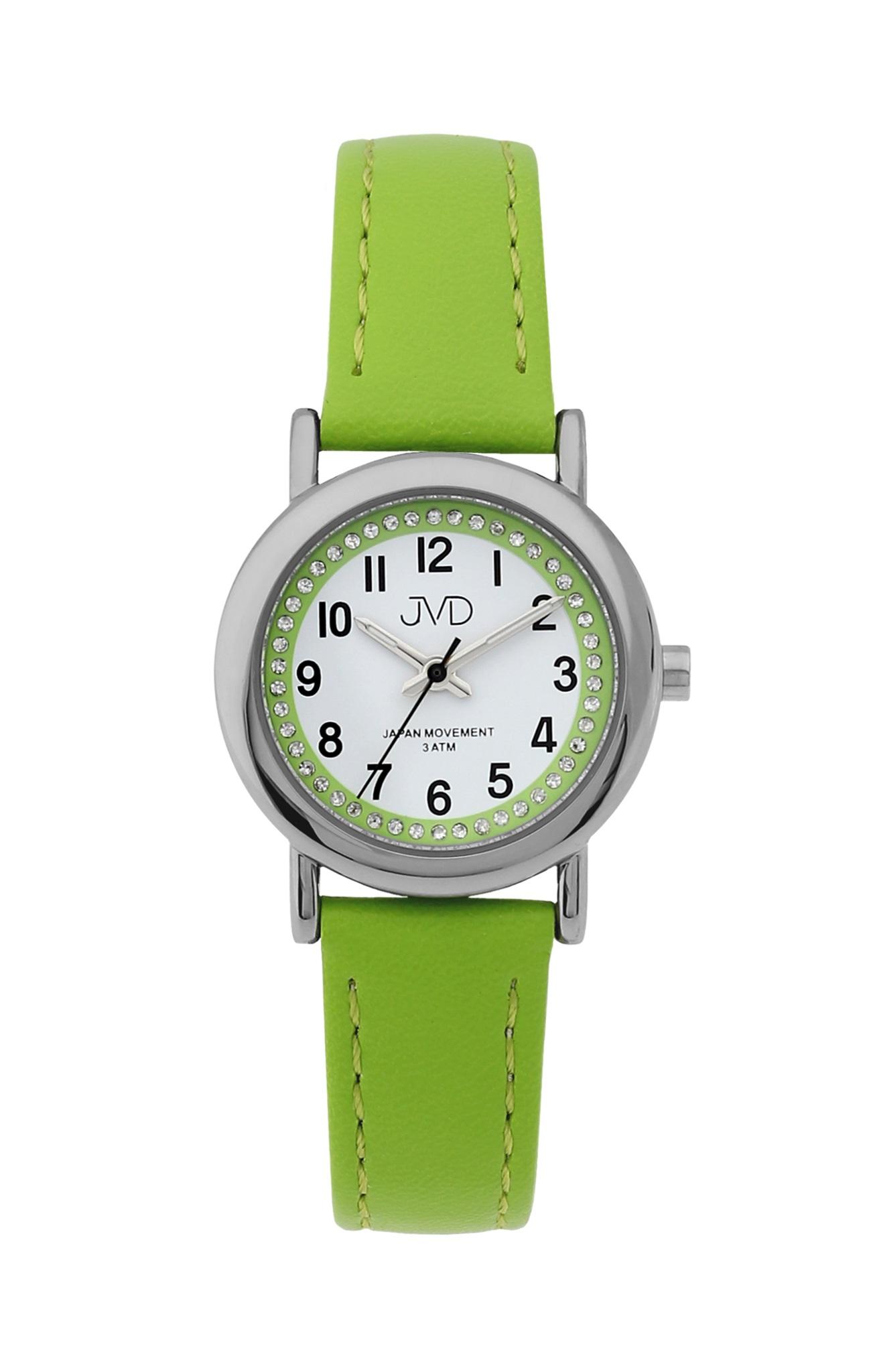 Dětské modré náramkové hodinky JVD J7179.3 ( )