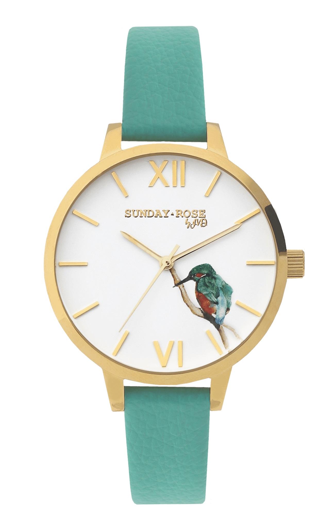 Dámské luxusní designové hodinky SUNDAY ROSE Spirit WONDERLAND (POŠTOVNÉ ZDARMA!!)