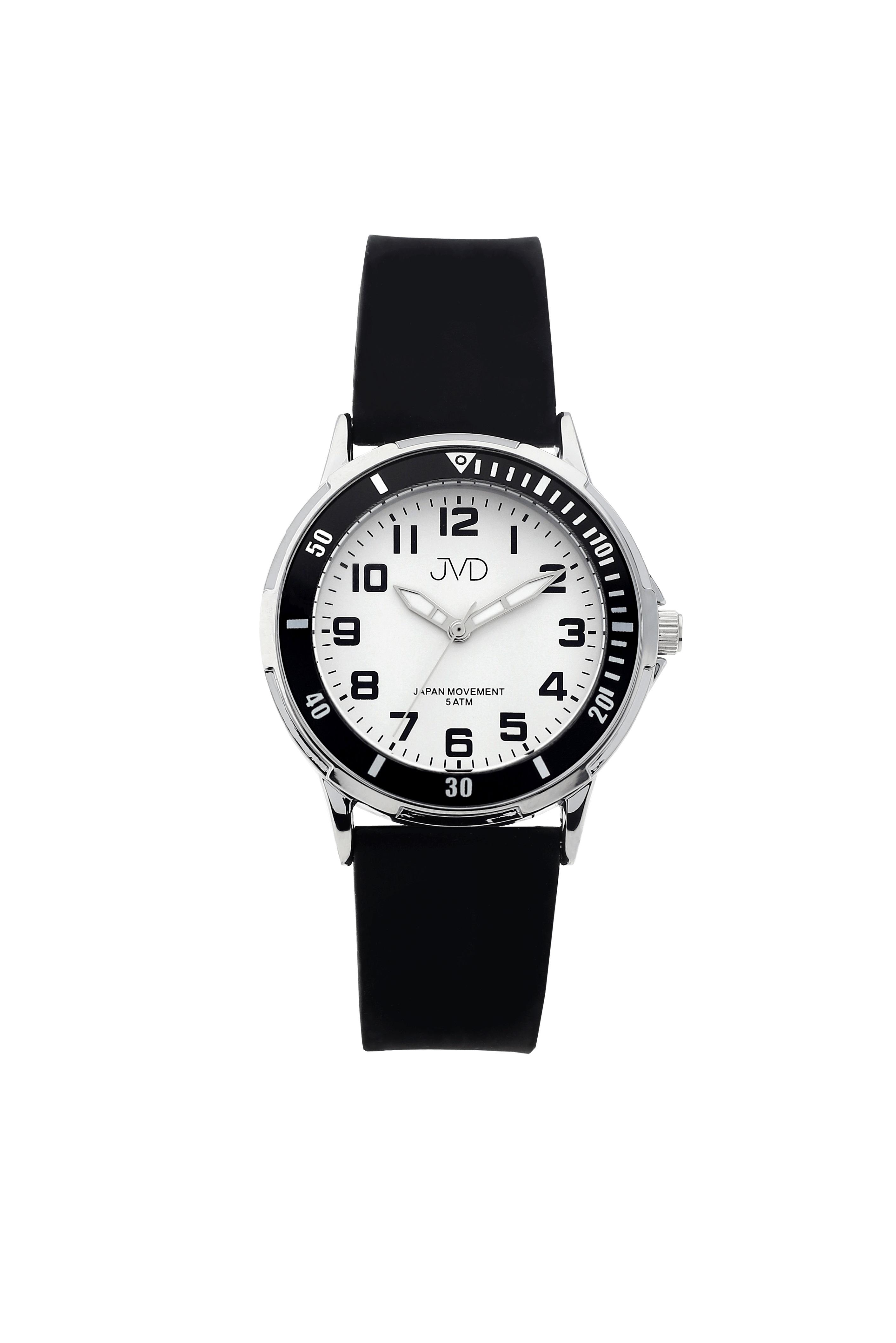 Chlapecké dětské voděodolné náramkové hodinky JVD J7181.1 - 5ATM (POŠTOVNÉ ZDARMA!! )