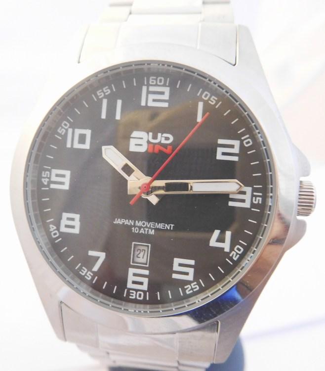 Kompletní specifikace · Ke stažení · Související zboží · Komentáře (0). Pánské  levné ocelové vodotěsné hodinky BUD-IN steel B1701.2 ... a960d8760e