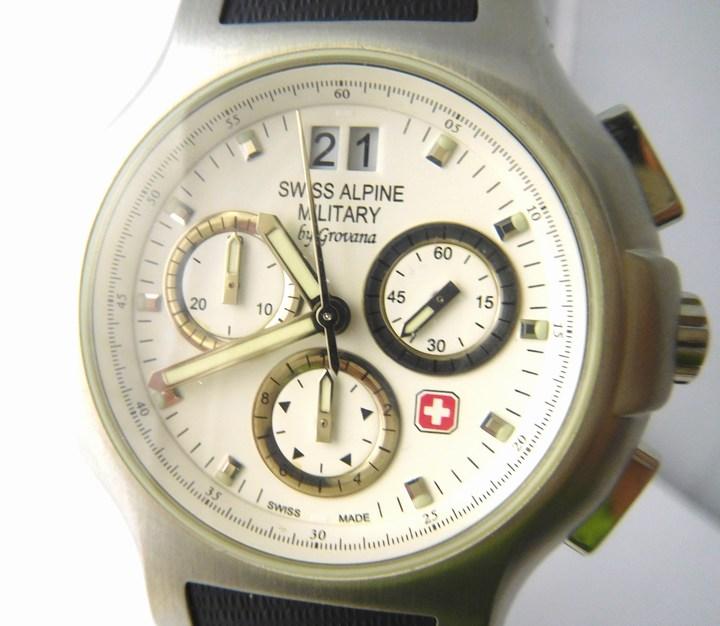 Kompletní specifikace · Ke stažení · Související zboží · Komentáře (0). Pánské  švýcarské hodinky Swiss Alpine Military by GROVANA 1502.91323 SAM a37e833721