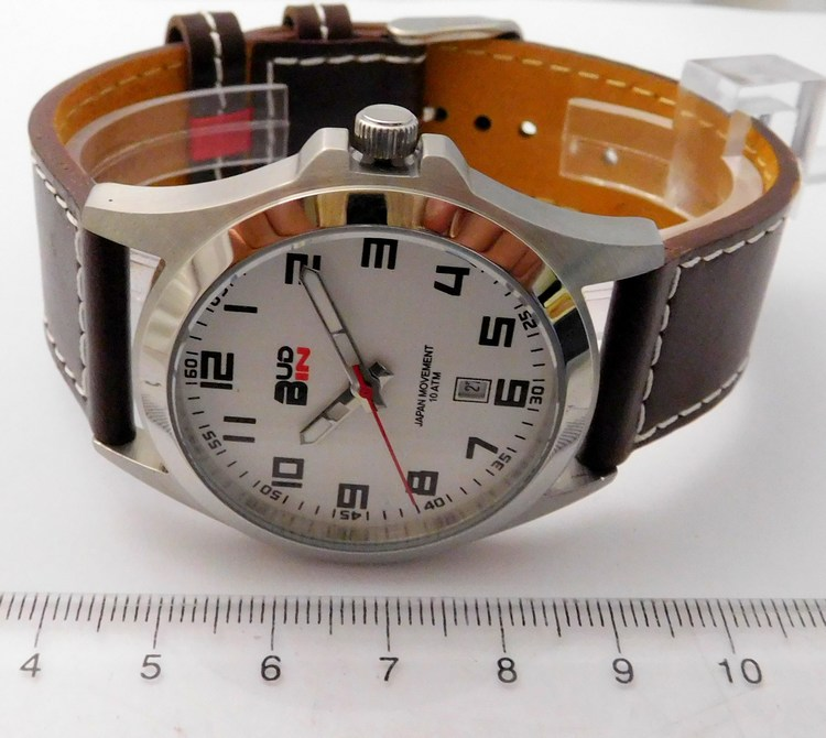 Kompletní specifikace · Ke stažení · Související zboží · Komentáře (0). Pánské  levné ocelové vodotěsné hodinky BUD-IN steel B1701.4 ... 5aab5ecf1e