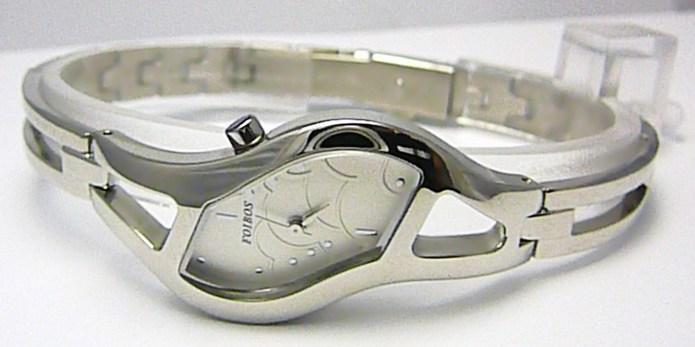 Kompletní specifikace · Ke stažení · Související zboží · Komentáře (0). Luxusní  dámské elegantní stříbrné hodinky Foibos 21765 3ATM 1b75f7de98