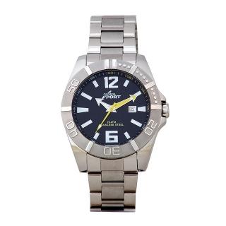 Sportovní pánské módní nerezové kovové hodinky Olympia 70098 634af0803b
