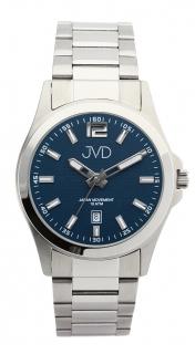 Luxusní moderní vodotěsné náramkové hodinky JVD steel J1041.13 - 10ATM 24197921f8