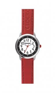 6888e04e630 Dětské červené chlapecké hodinky CLOCKODILE COLOUR CWB0010