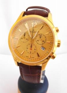 Pánské švýcarské luxusní hodinky Grovana 1209.9511 (chronograf) bd9bdacec4