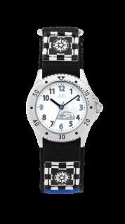 1d3aac063a0 Chlapecké dětské sportovní hodinky JVD basic J7126.4 se závodním autem