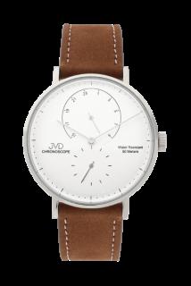 Pánské klasické módní hodinky JVD JG7001.2 s voděodolností 5ATM 09d2fa5759