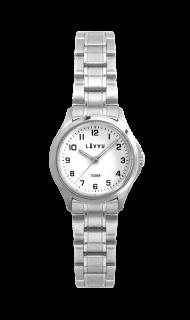 Dámské vodotěsné hodinky LAVVU ARENDAL Rose Gold s vodotěsností 100M LWL5021 9cc5604de0