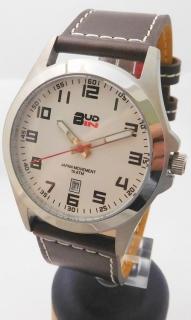 c5e16162a33 Pánské levné ocelové vodotěsné hodinky BUD-IN steel B1701.4 - 10ATM