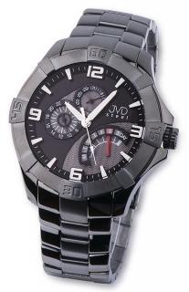 Nerez ocelové pánské luxusní náramkové hodinky JVD steel JA620.5 1e6e549290