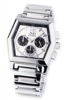 Moderní ocelové pánské náramkové hodinky JVD steel C1126.2 f1e092b00f