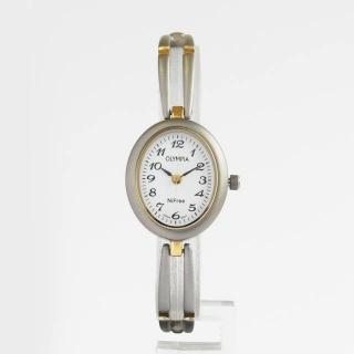 Luxusní dámské titanové moderní hodinky Olympia 10125 cbd844e1fed