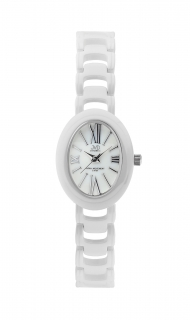 Luxusní keramické dámské náramkové hodinky JVD ceramic J6010.3 34f2584046
