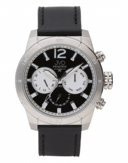 Luxusní vodotěsný pánský chornograf hodinky JVD seaplane W71.2 - 10ATM POŠTOVNÉ  ZDARMA! 599c6c4342