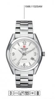 Luxusní pánské voděodolné hodinky Swiss Alpine Millitary Grovana 1566.1132  SAM POŠTOVNÉ ZDARMA! 1dc7ec88b2