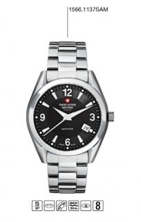 Luxusní pánské voděodolné hodinky Swiss Alpine Millitary Grovana 1566.1137  SAM POŠTOVNÉ ZDARMA! 6362fdb08d