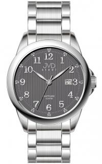 Pánské vodotěsné ocelové hodinky JVD steel J1093.4 se safírovým sklem  POŠTOVNÉ ZDARMA! f47b05e516