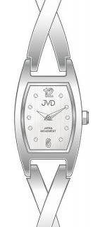 f5b9ff57d82 Dámské ocelové luxusní hodinky JVD JC186.1 POŠTOVNÉ ZDARMA!