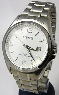 Pánské vodotěsné ocelové kovové hodinky Foibos 6276 - 10ATM 7fd2f51117