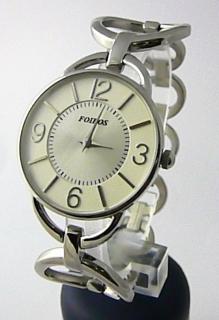 Dámské ocelové stříbrné čitelné přehledné hodinky Foibos 4580 POŠTOVNÉ  ZDARMA! 1e50a119ff4