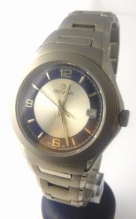 Pánské švýcarské celotitanové hodinky Grovana 1520.1198 (antialergické) POŠTOVNÉ  ZDARMA! 88a9a72bac