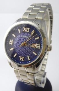 Dámské ocelové kvalitní hodinky Foibos 1Y43 s římskými číslicemi b62d6d174df