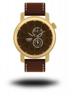 Luxusní nadčasové sportovní vodotěsné hodinky LOSER Infinity EMPIRE 2312578f7a0
