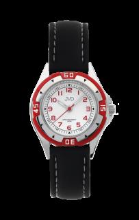 1fc72cc80d8 Chlapecké dětské voděodolné sportovní hodinky JVD J7099.1 - 5ATM